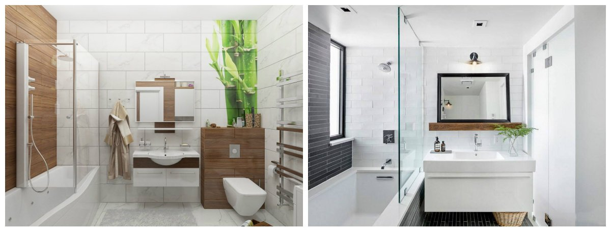 2019 bathroom trends, bathroom trends, styles and stylish materials