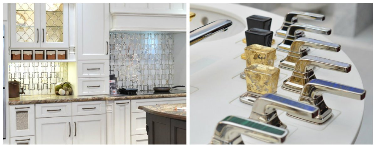2019 kitchen trends, fashionable kitchen 2019 with jewels