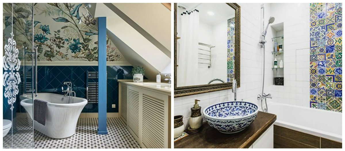 bathroom designs 2018, stylish decors for bathroom designs 2018