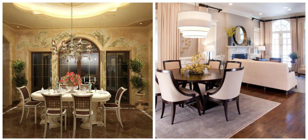 dining room 2018, stylish design ideas of dining room 2018