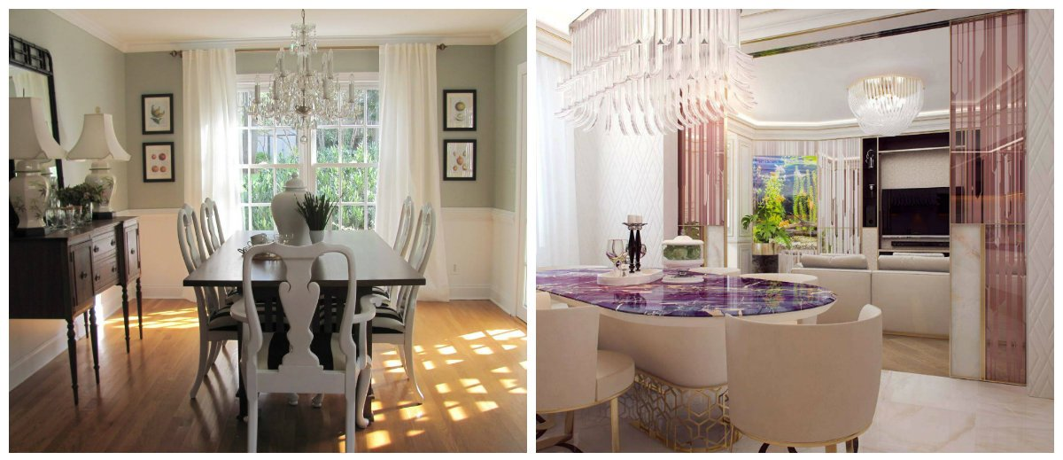 Dining room trends 2018 best trends colors of dining for Apartment design trends 2018