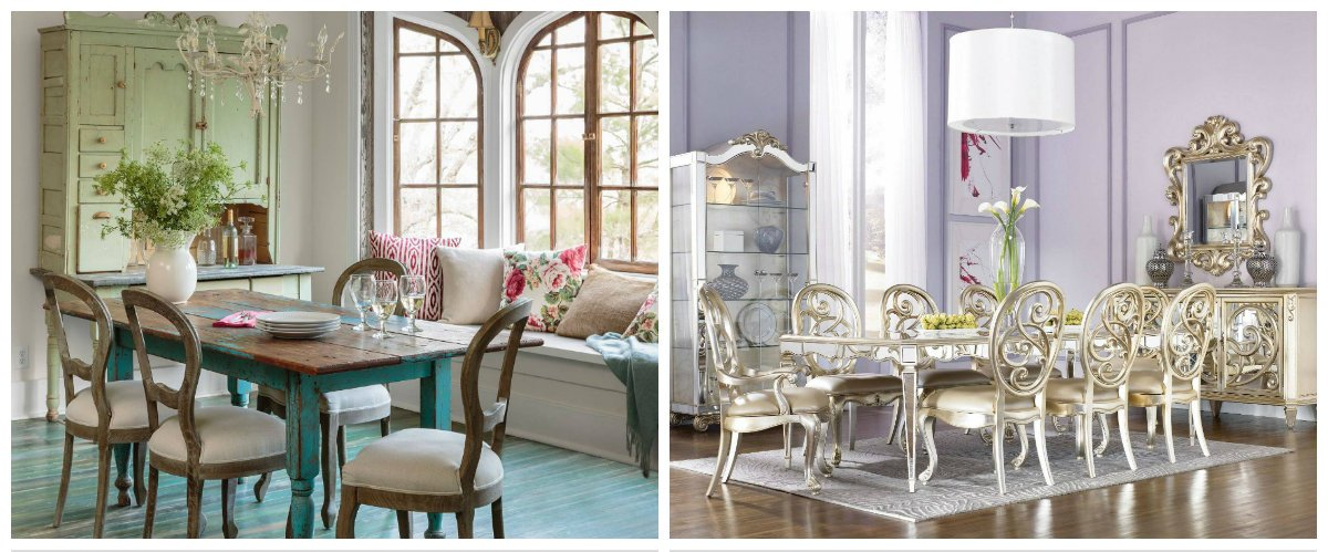 Dining room trends 2018 best trends colors of dining room design