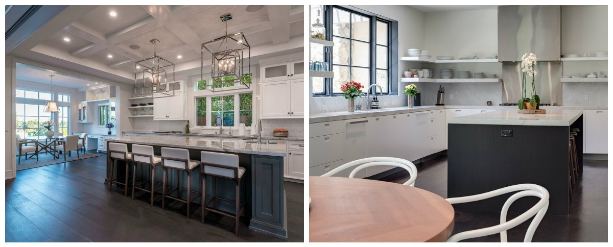 Kitchen Designs 2020: Stylish Ideas and Shades in Kitchen Trends 2020