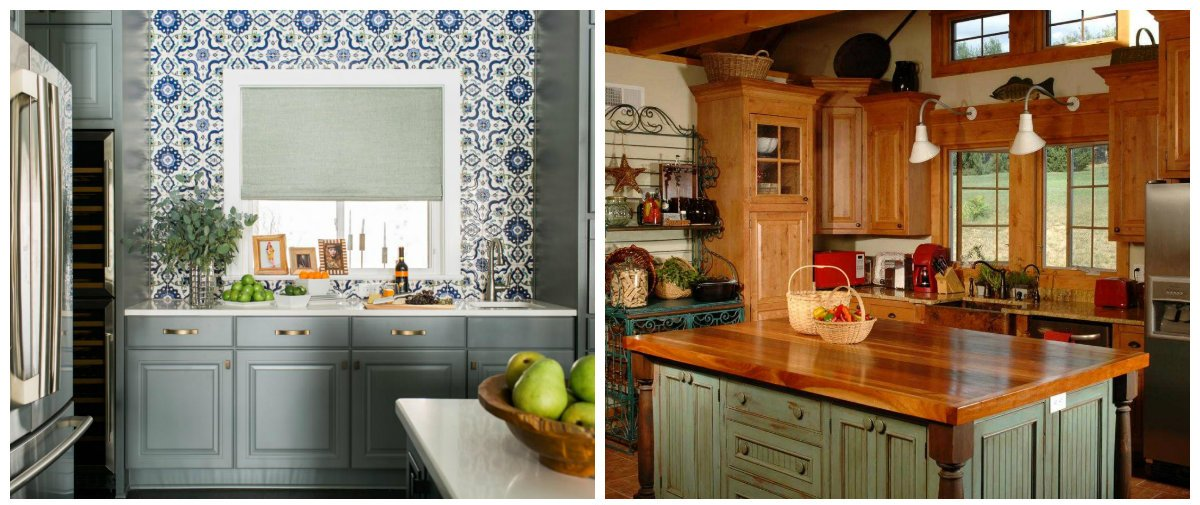 kitchen ideas 2019, top trends, best colors and tips for kitchen designs 2019