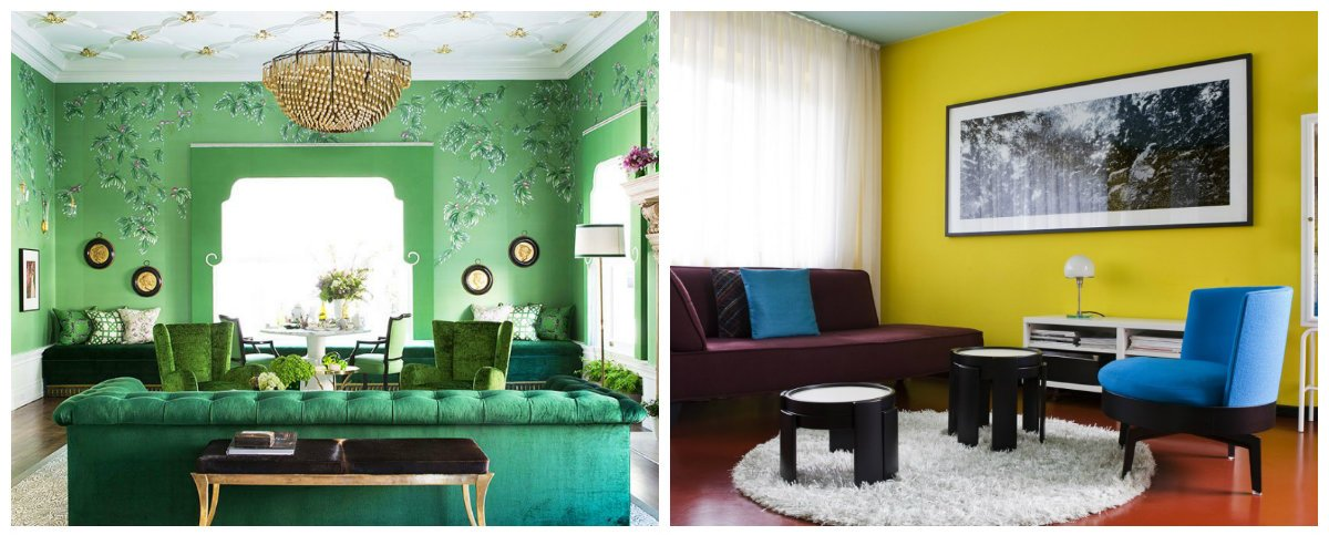 Living Room Designs 2020: Stylish Trends and Colors in Living Room Design
