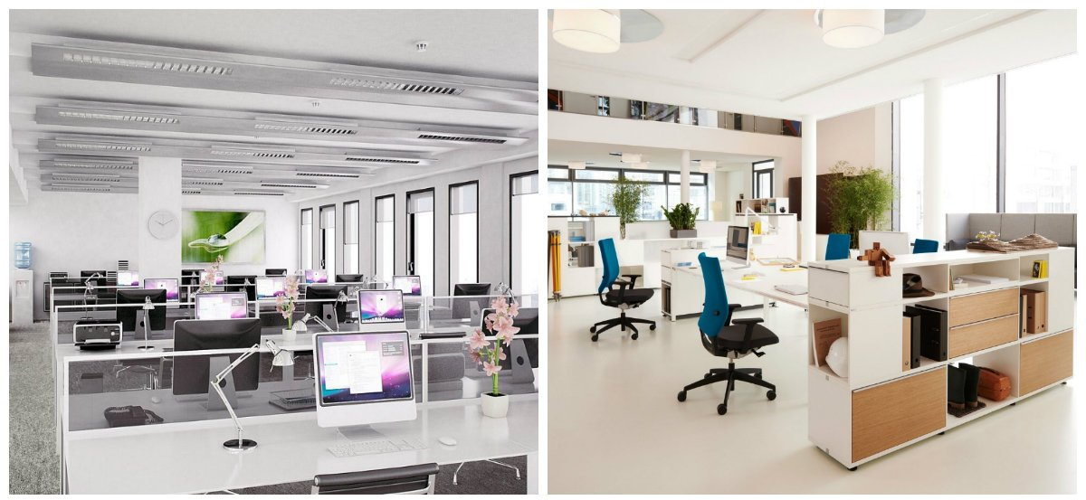 Office trends 2018 stylish ideas of office interior for Office design trends articles