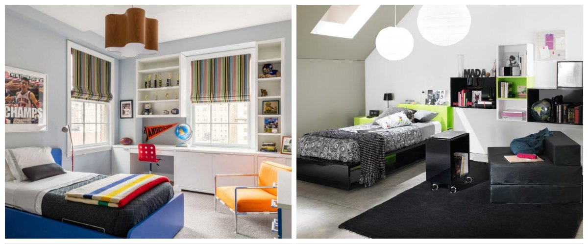 Teen Room 2020: Stylish Trends and Ideas for Teenage Girls and Boys