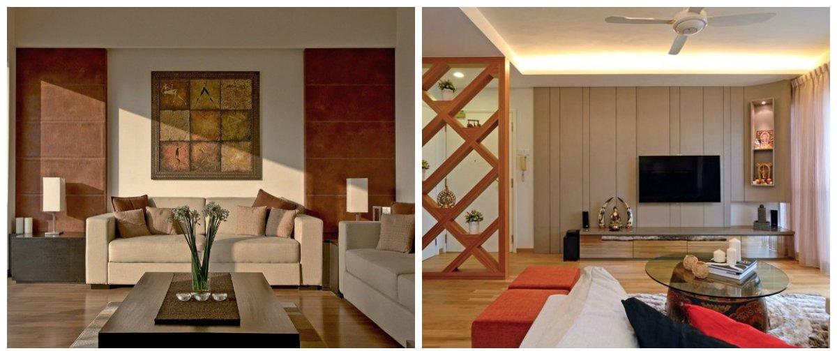 Indian interior design, trendy accessories for Indian interior design