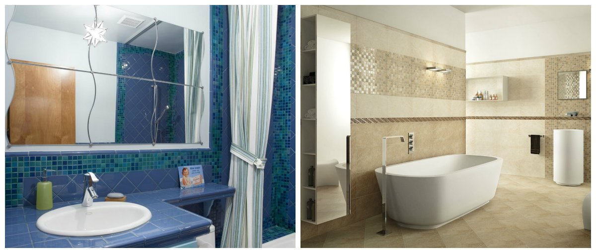 bathroom ideas 2019, bathroom design with ceramic tiles