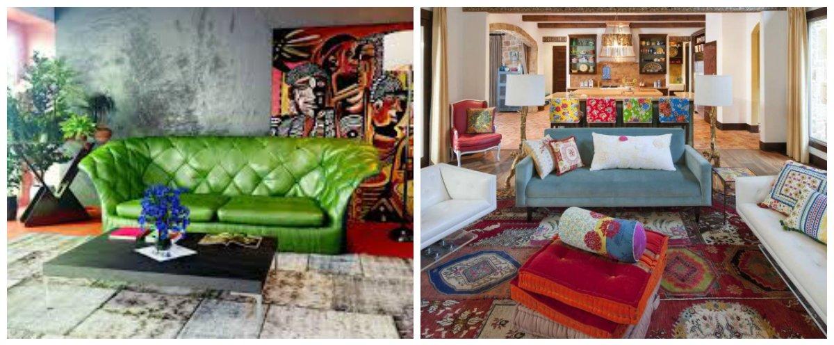 boho living room, design ideas for boho living room design