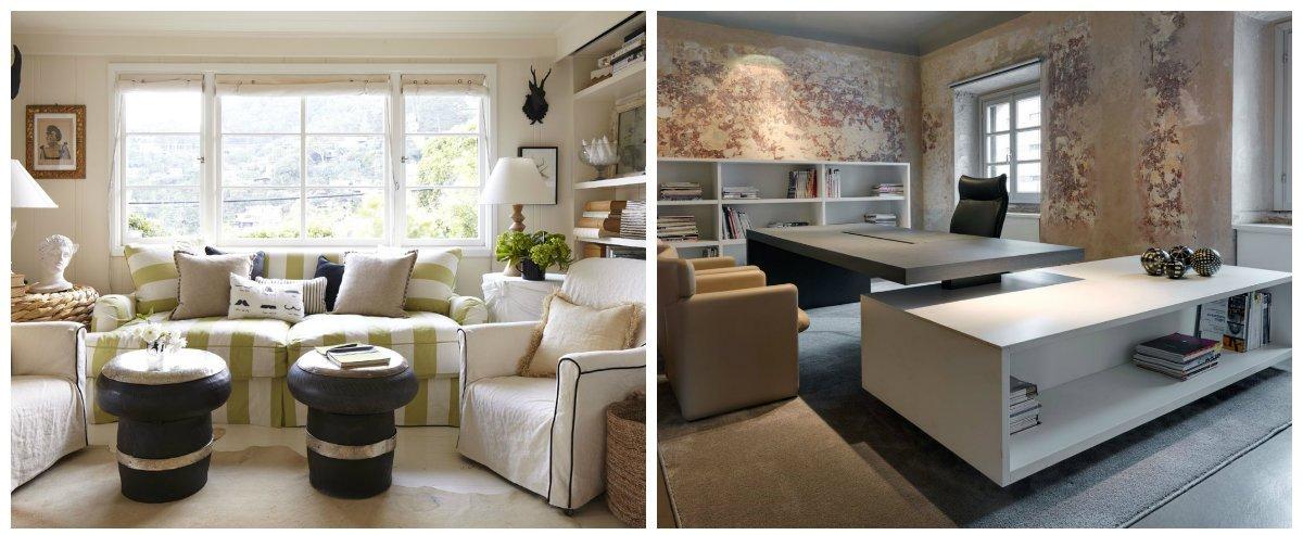 furniture trends 2019, asymmetry in furniture trends 2019