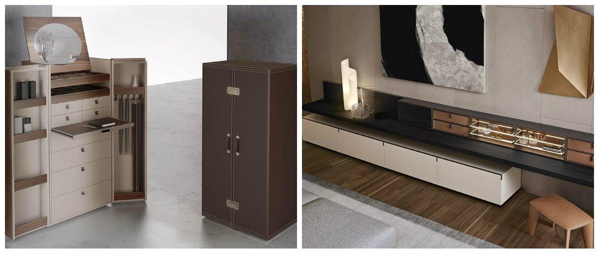 furniture trends 2018, storage design in furniture trends 2018