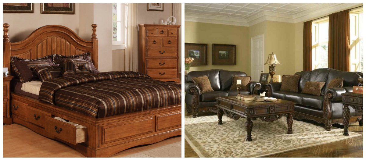 Trending Wood Furniture ~ Furniture trends top and colors of