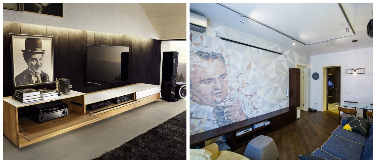 Home Theater Design, Stylish Tips For Home Theater Design