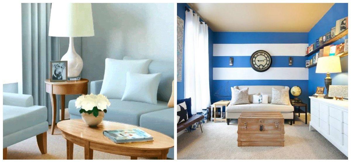 Interior Color Schemes, Sea Foam Camel Chocolate Combination
