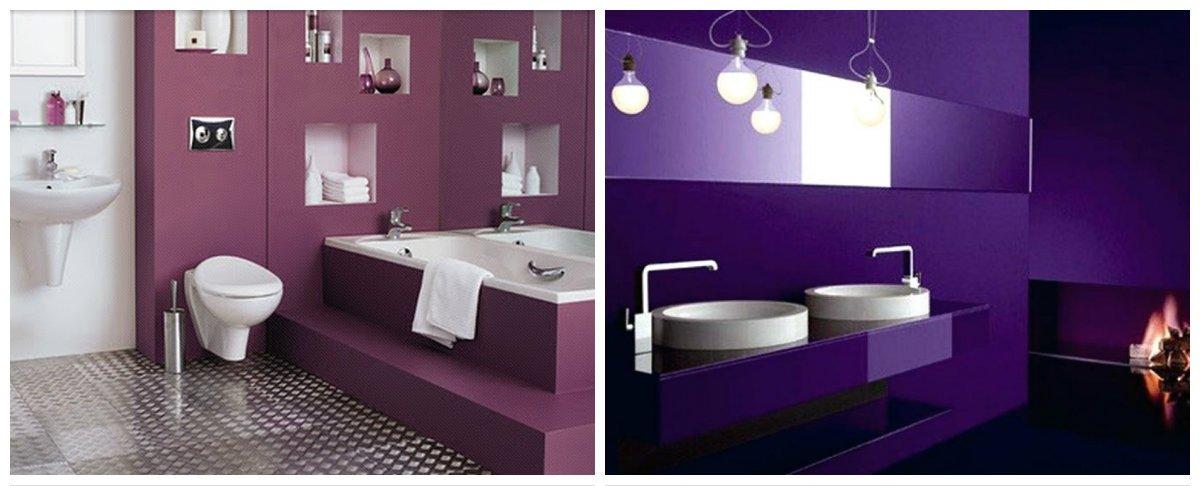 purple bathroom ideas, furniture and accessories for purple bathroom