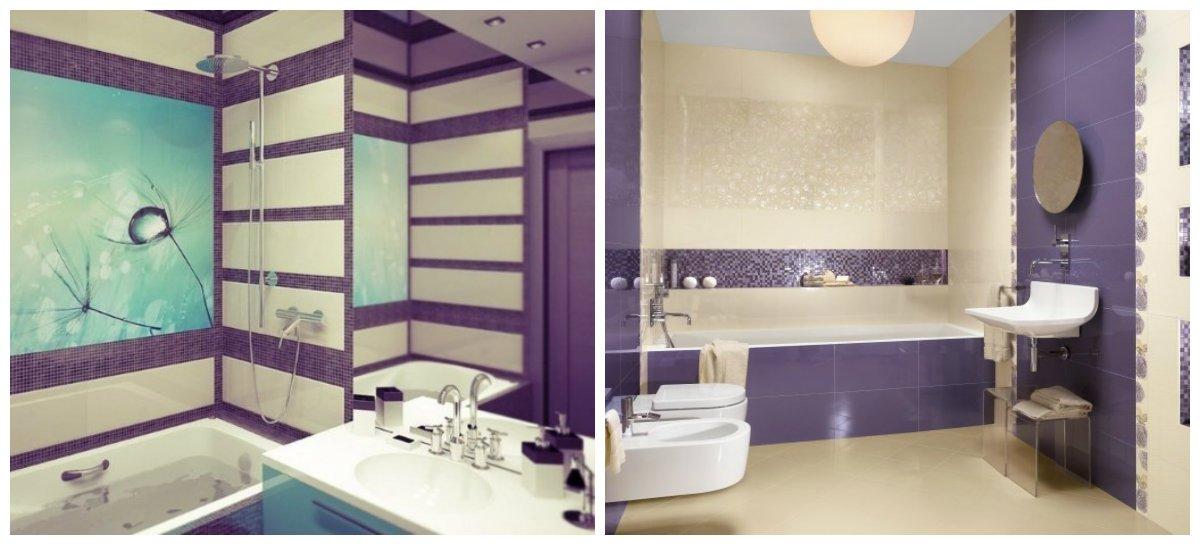 purple bathroom ideas, lavender bathroom interior design