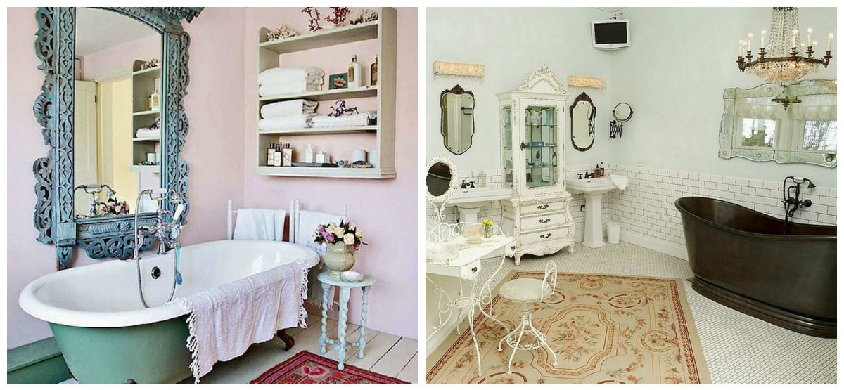shabby chic bathroom decor, accessories for shabby chic design