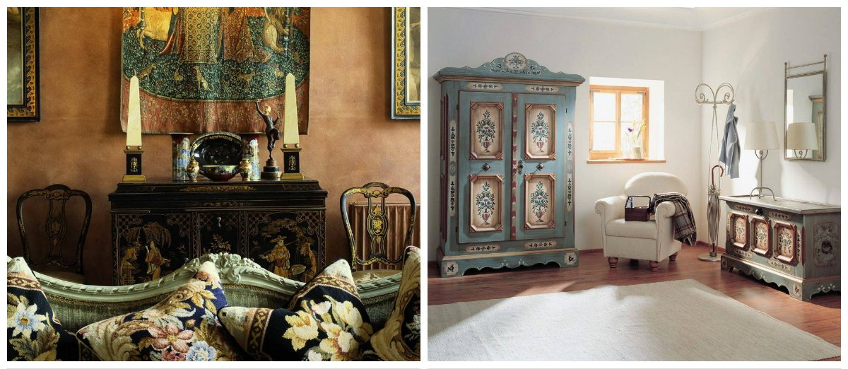 vintage interior design, stylish solutions with vintage interior designs