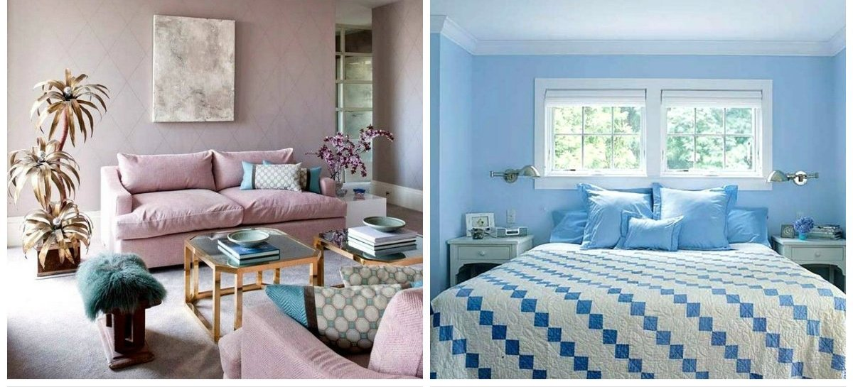 Wall Colors 2020: Top Fashionable Shades in Interior Design Trends 2020