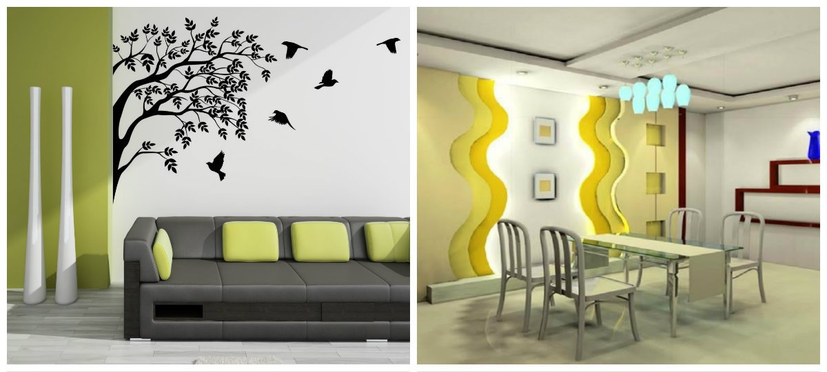 Wall design ideas: 8 best wall design ideas and stylish solutions