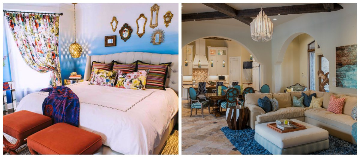 Moroccan interior design, best trends, colors and tips in Moroccan style