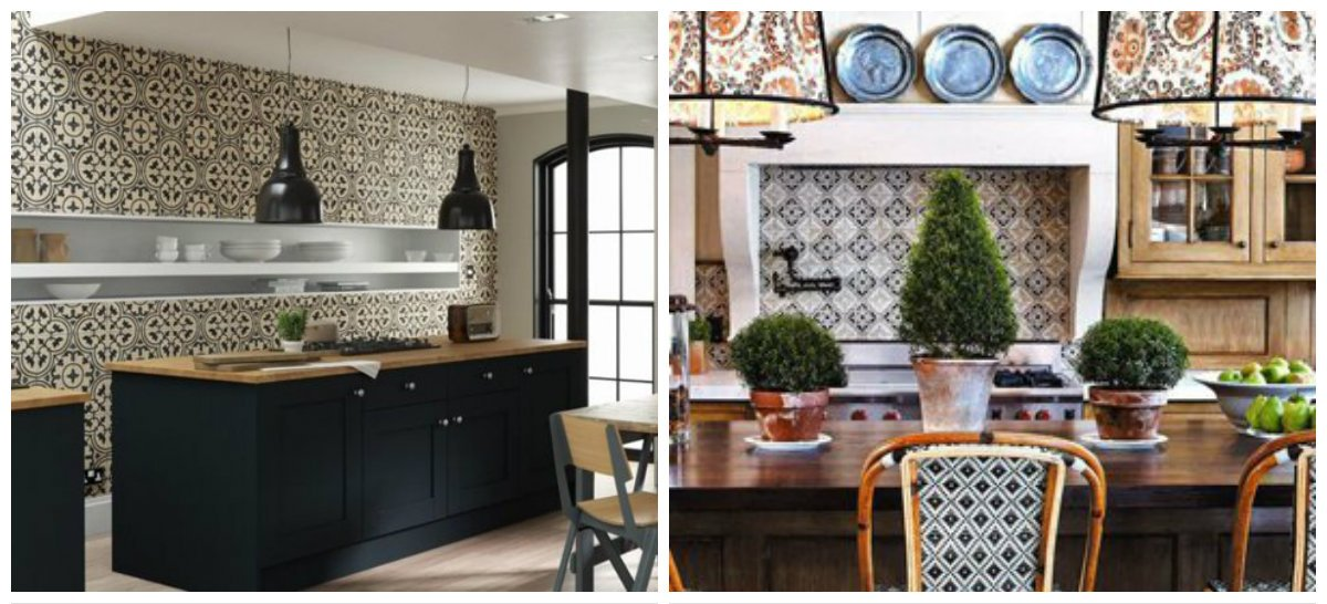 Moroccan kitchen, Moroccan kitchen decor, styles and trends