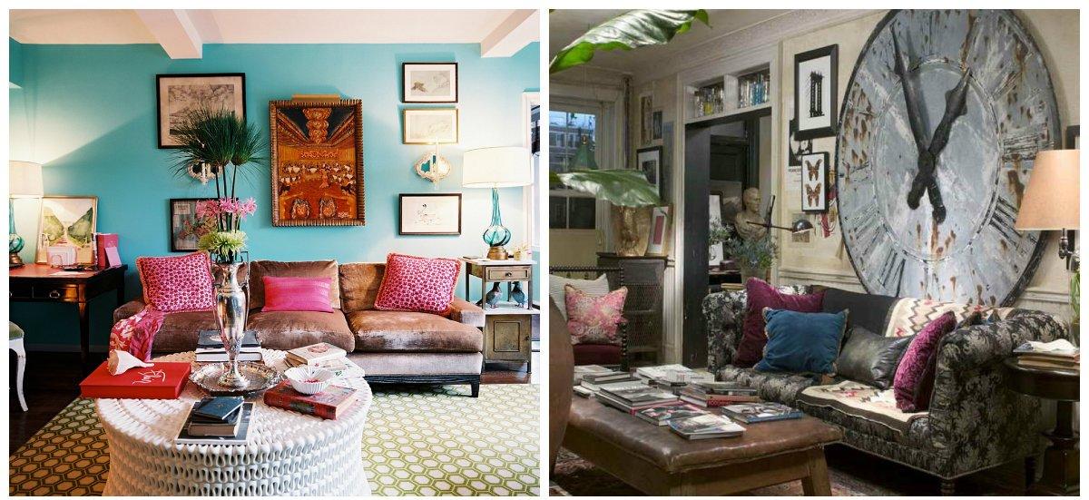 boho home decor, boho classic style, boho hippie style