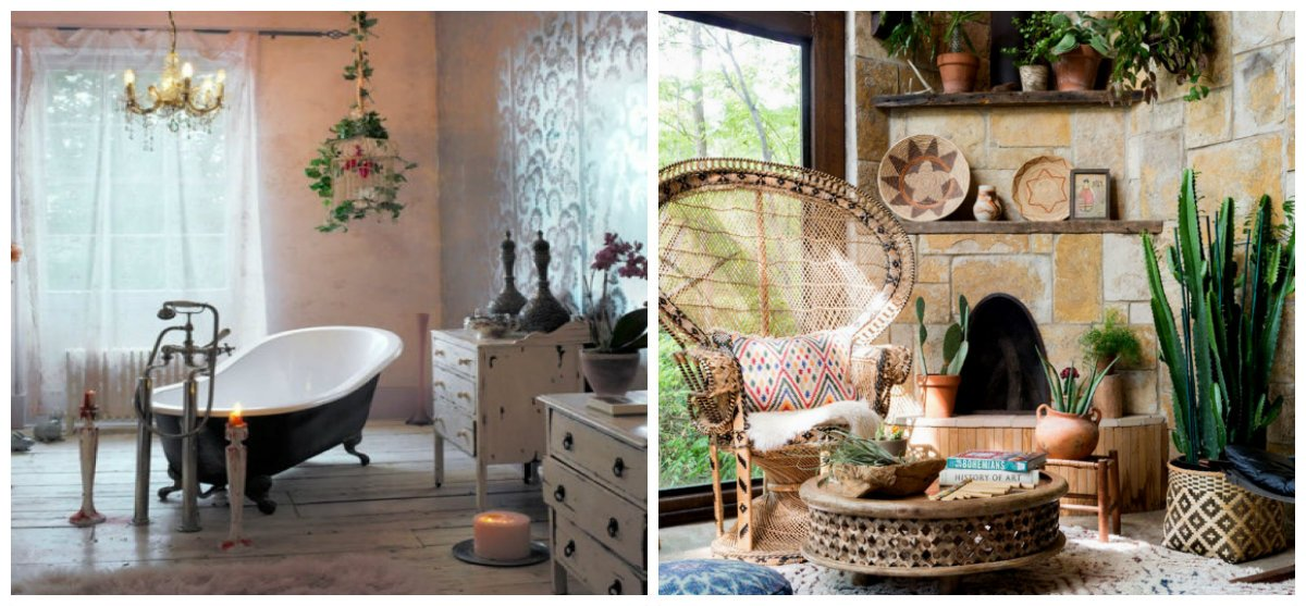 Boho Home Decor, Stylish Design Ideas In Boho Interior Trends