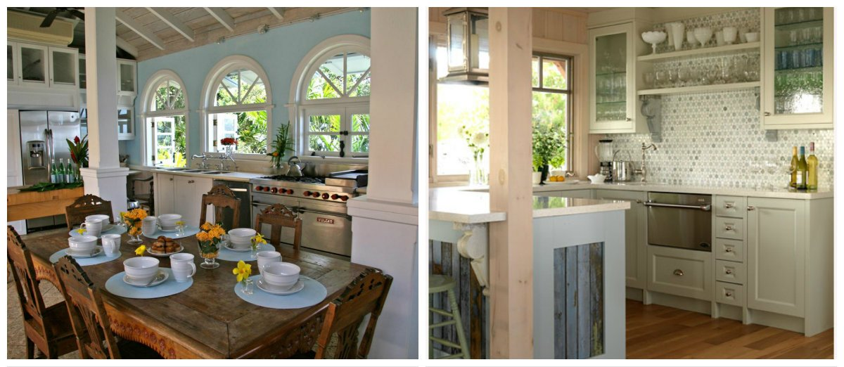 cottage kitchen ideas, furniture in cottage style kitchen
