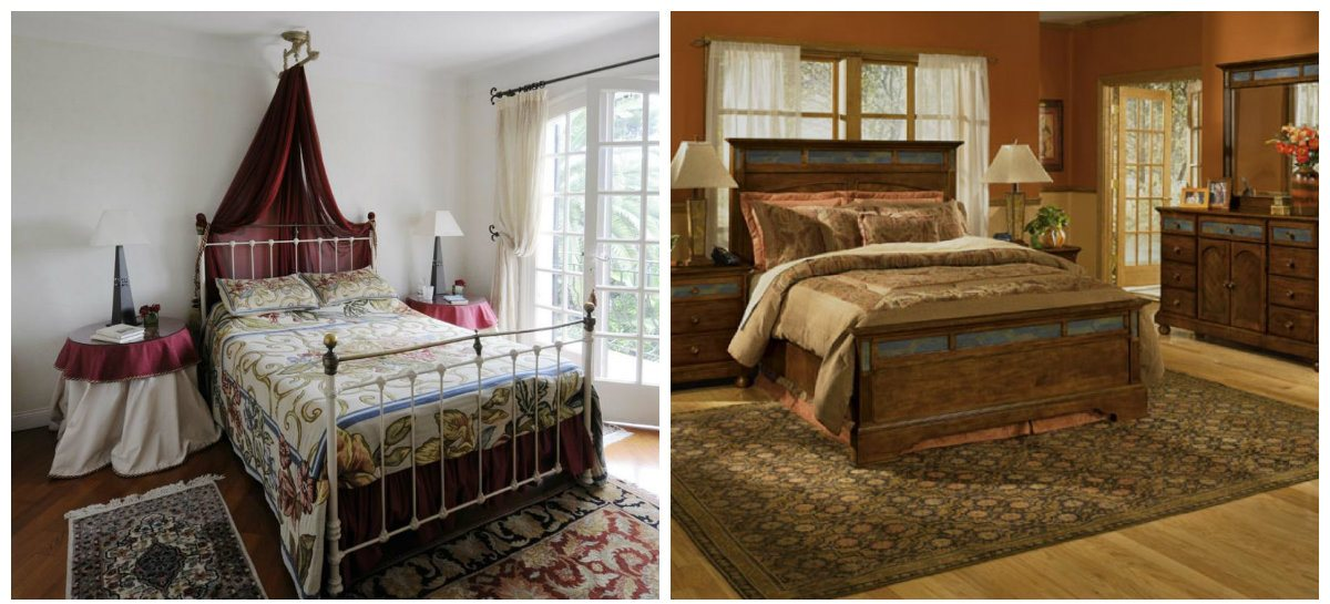 country decorating ideas, bedroom interior design in country style
