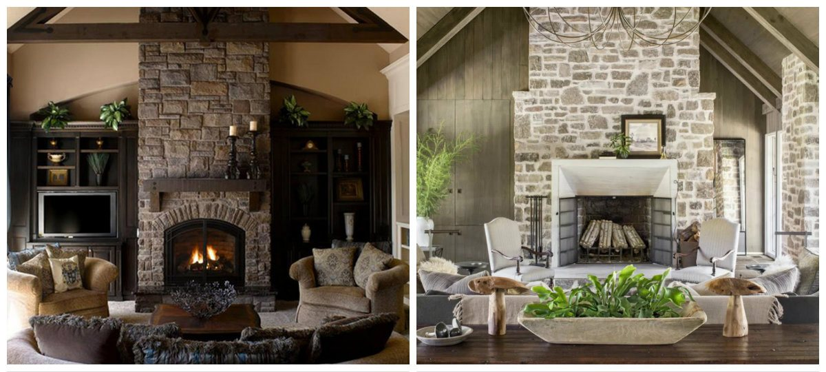 country decorating ideas, fireplace in country interior design