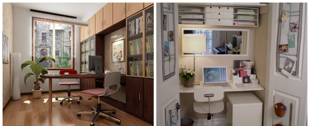 home office ideas, small home office and office design