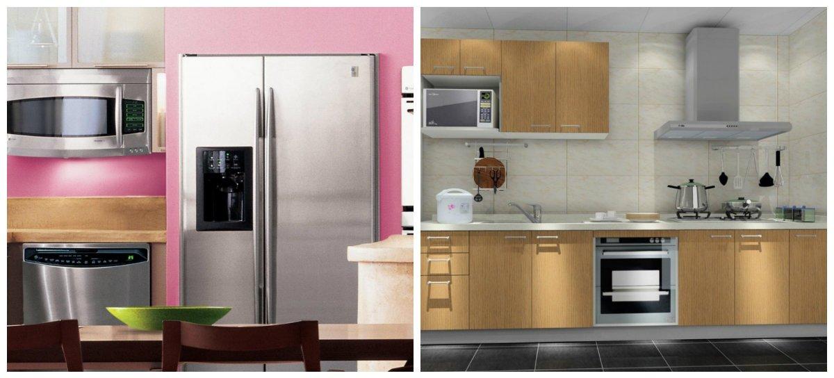 kitchen renovation ideas, stylish 3D style in kitchen interior design