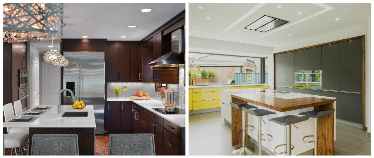 kitchen renovation ideas, trendy kitchen design trends