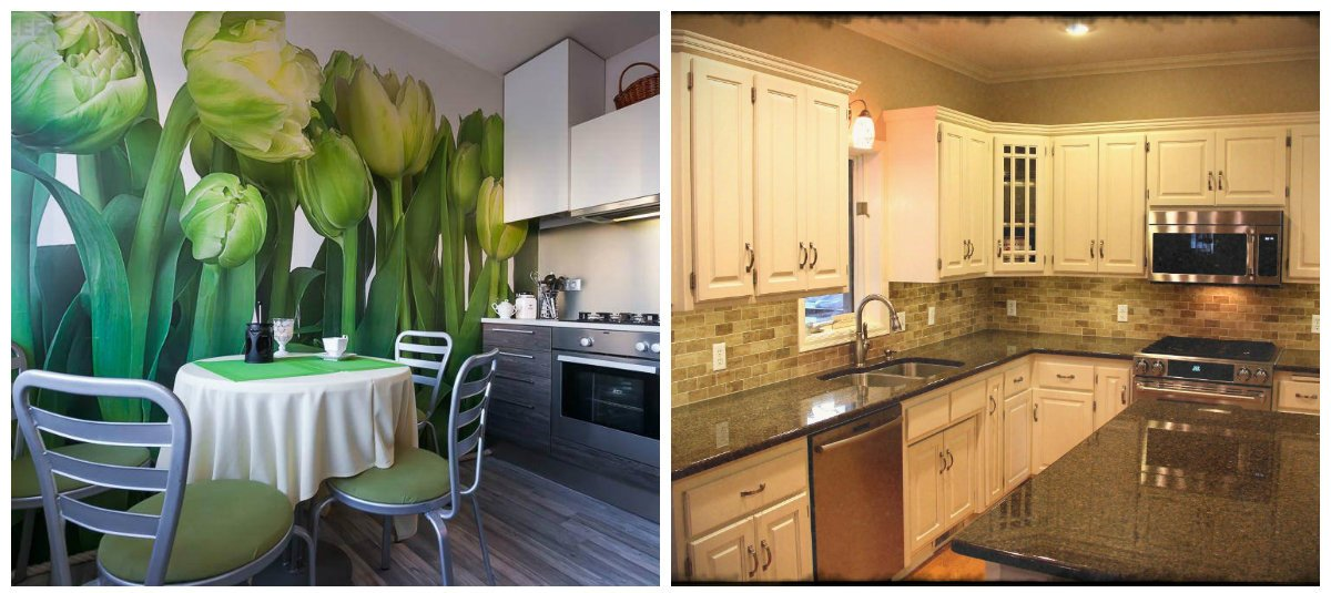 kitchen renovation ideas, wall materials in kitchen design trends
