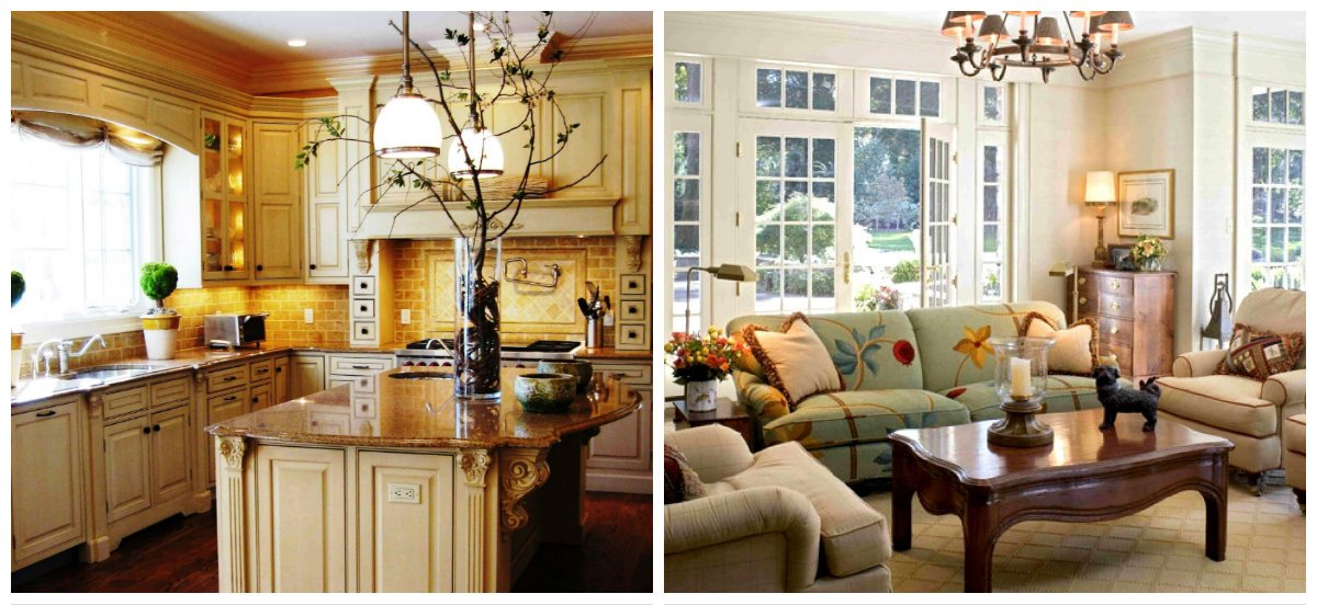 Modern country decor: top trends and ideas for country decorating ideas