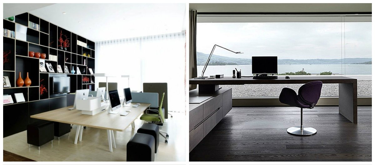 office design ideas, minimalism in office interior design
