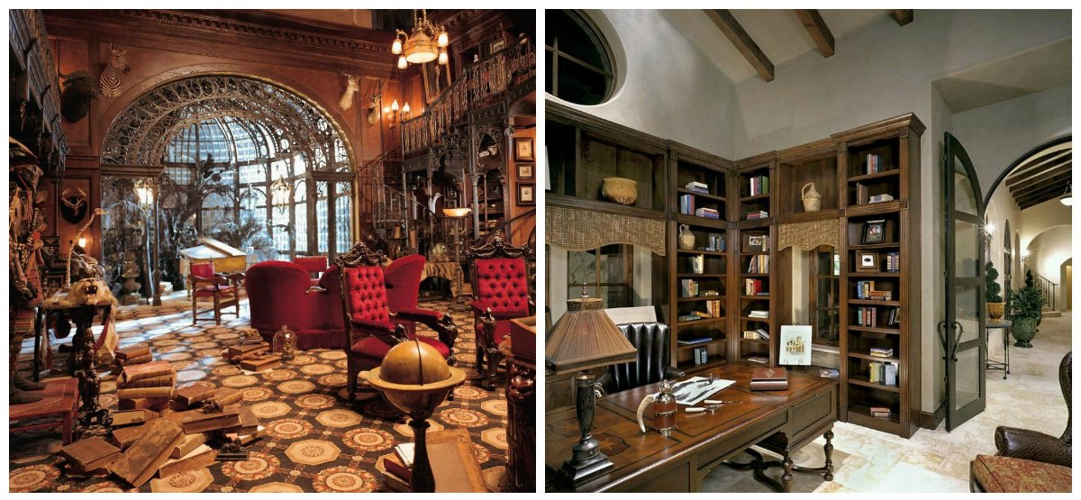 Steampunk Home Decor Best Trends And