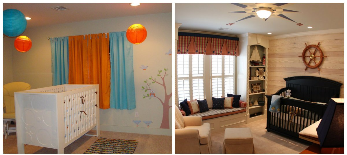 baby boy room ideas, lighting ideas in baby boy room interior design
