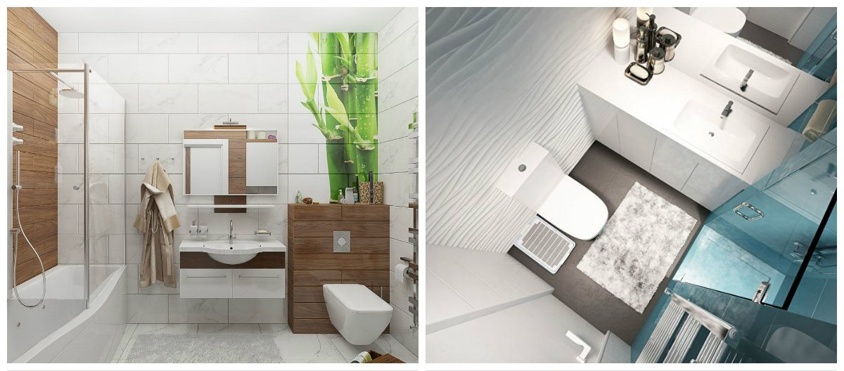 bathroom design ideas 2019, top trends and design solutions for bathroom design