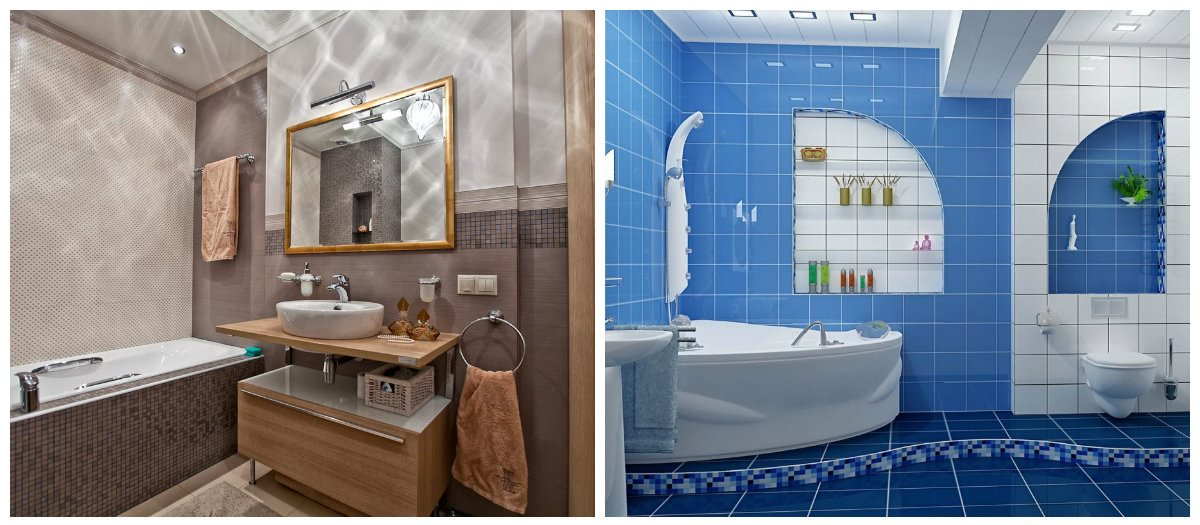 bathroom design ideas 2019, modern trends for bathroom design 2019