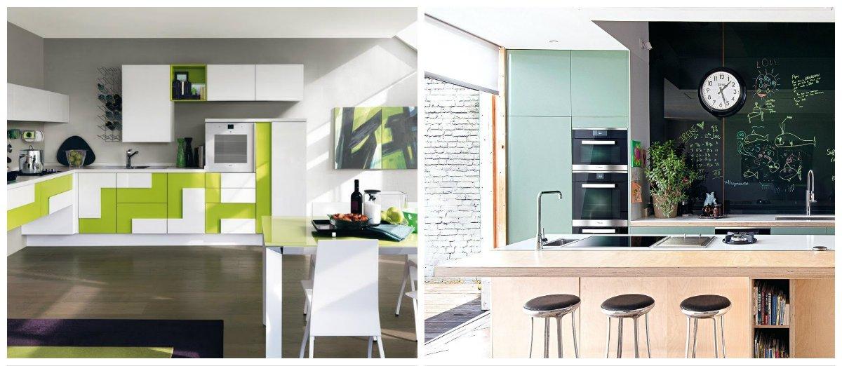 best kitchen designs 2019, art deco kitchen, modern style kitchen