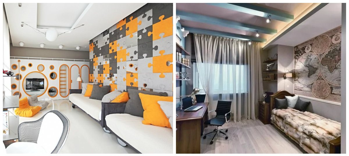 boys bedroom wallpaper, liquid wallpaper in boys bedroom design