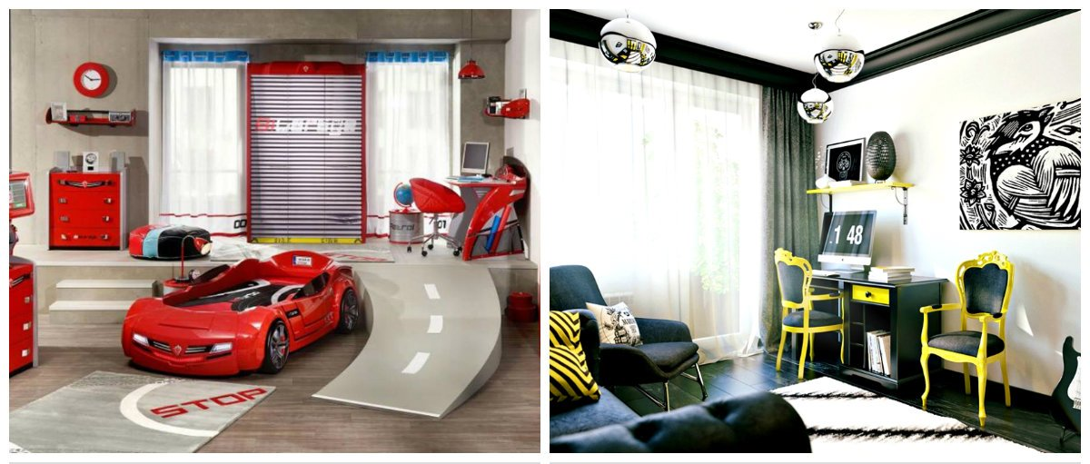 boys room design, 4 main themes and trends for boys room interior design