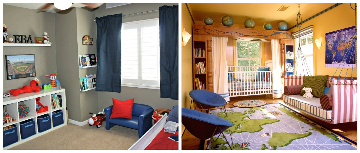 boys room design, decor ideas in boys room interior design