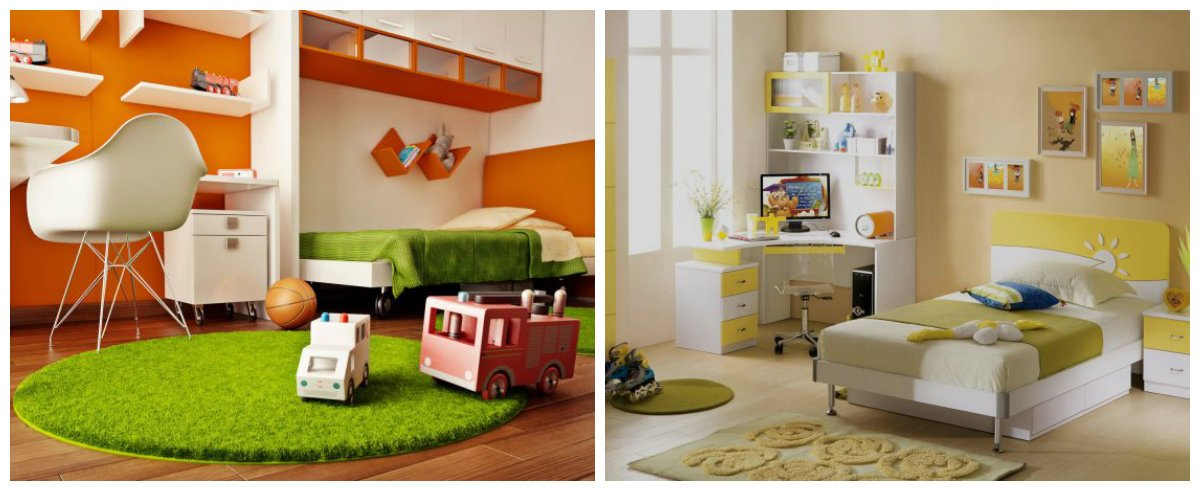 children room design, best trends and ideas for children room interior design