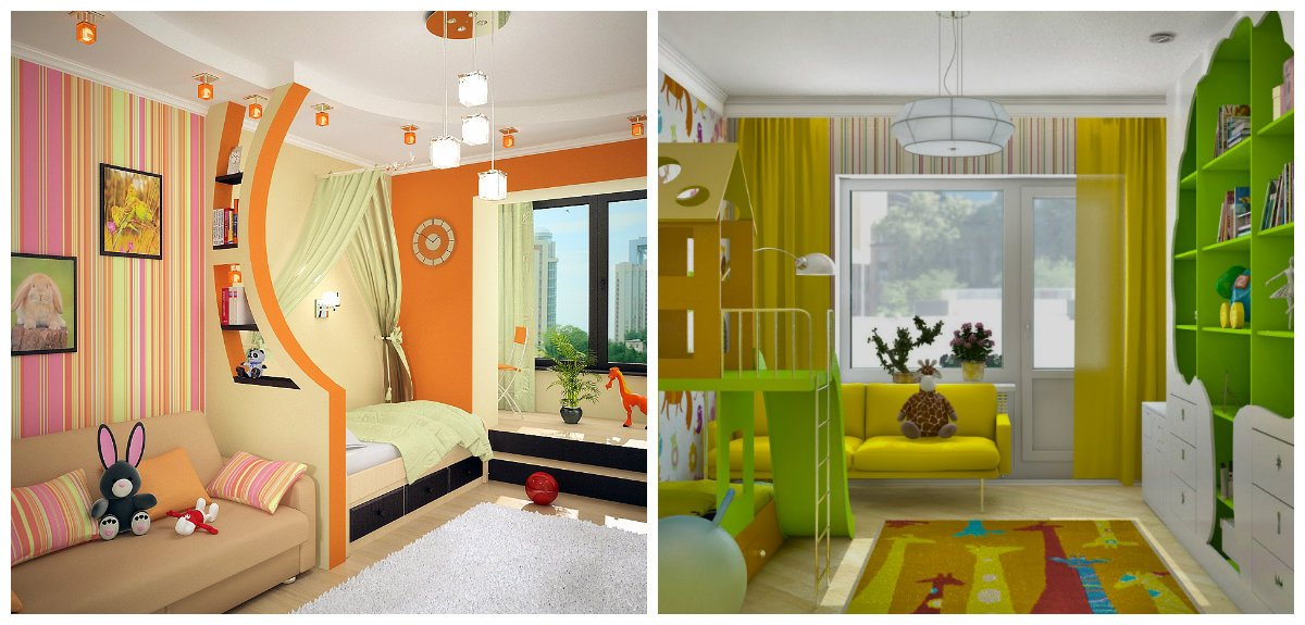 kids room design, top colors and styles for kids room interior design