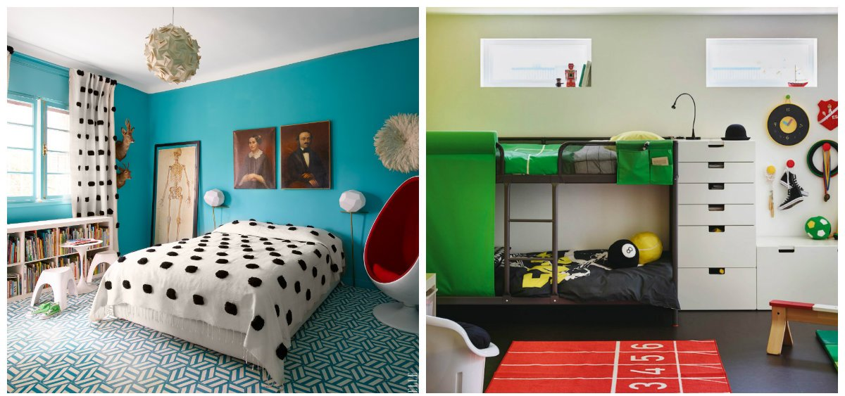 kids room ideas, stylish trends and solutions for kids room interior design