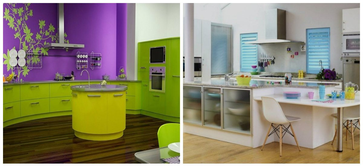 kitchen remodel ideas 2019, trendy colors in kitchen remodel 2019